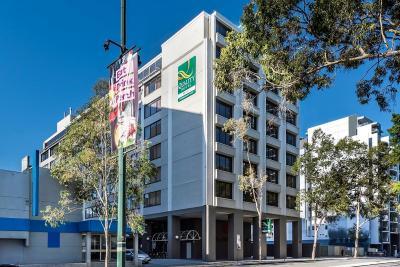 Perth Ambassador Hotel - Laterooms