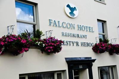 FALCON HOTEL - Laterooms