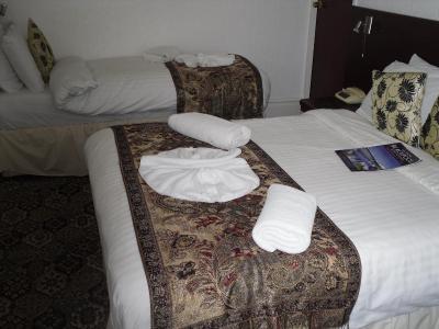 Fairway Hotel - Laterooms