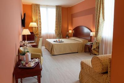 Savoia Hotel Regency - Laterooms