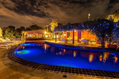 The swimming pool at or close to Villas Supreme Flats