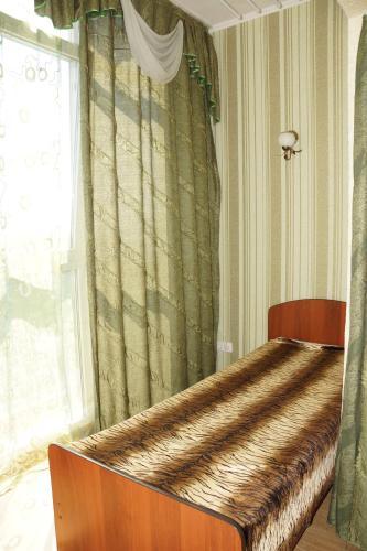 Кровать или кровати в номере Апартаменты Сочи Остров Мечты