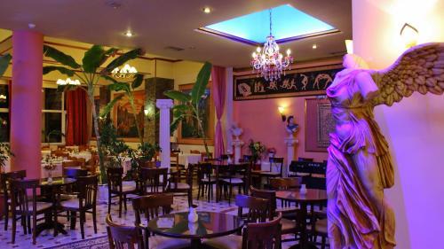Εστιατόριο ή άλλο μέρος για φαγητό στο Hotel Kosta Famissi