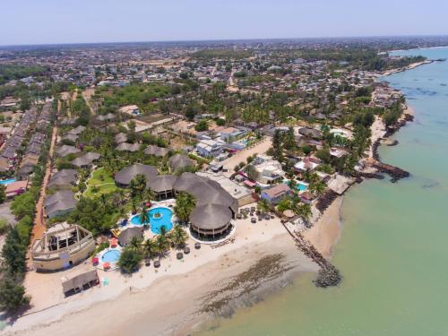 A bird's-eye view of Royal Saly