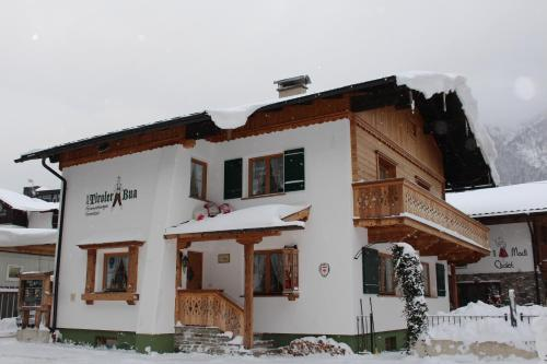 Chalet & Apartments Tiroler Bua im Winter