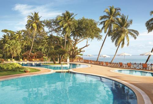 The swimming pool at or near Cidade De Goa - IHCL SeleQtions