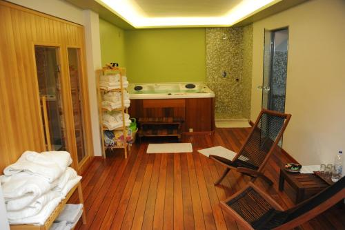 Spa and/or other wellness facilities at Long View Hammam & Spa