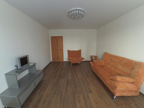 Гостиная зона в Apartment on Chetaeva 10