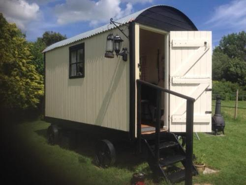 Bells Meadow Shepherds Hut