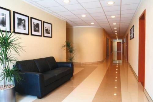 Lobby alebo recepcia v ubytovaní Hotel Zelený Strom