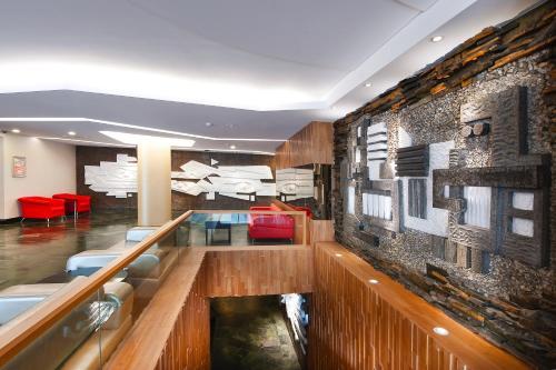 台灣大飯店 廚房或簡易廚房