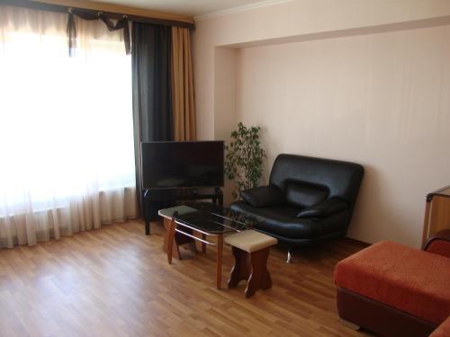 Телевизор и/или развлекательный центр в Гостиница Гостиный Двор