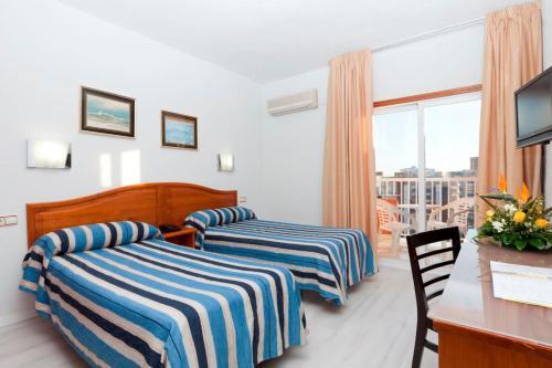 Hotel Cabana Benidorm, Spain