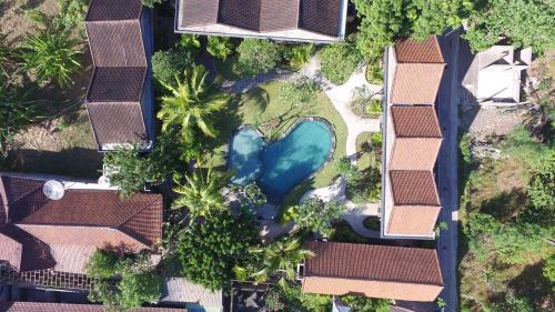 A bird's-eye view of Doubleyou Home Stay