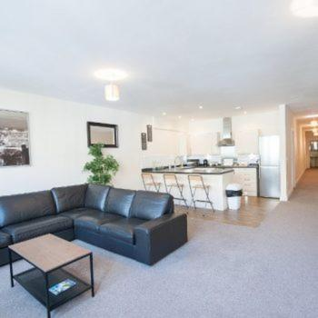 The Broadmead Forest - Spacious City Centre 3BDR Apartment