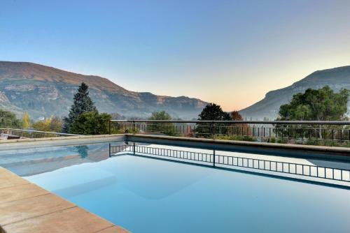 The swimming pool at or near Protea Hotel by Marriott Clarens