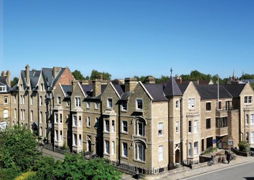 Rewley House University of Oxford