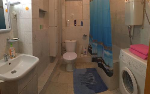 Ванная комната в Апартаменты на Ленина 1