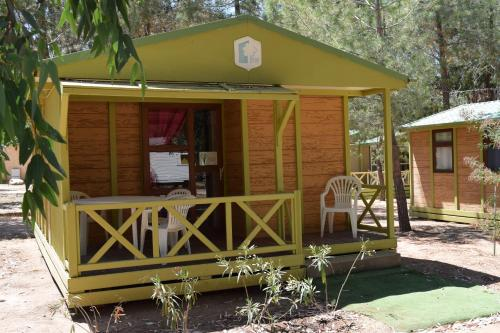 Camping Paradella Calenzana, France