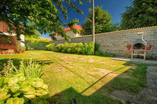 Zahrada ubytování Apartment Josipa