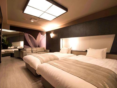 リフテル 大阪空港前にあるベッド