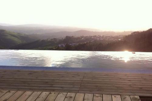 The swimming pool at or near 12 Meses Naturalmente