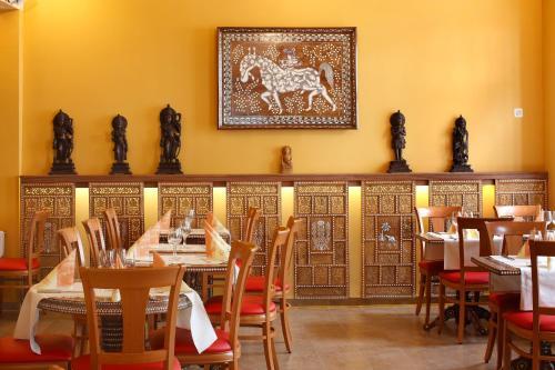 Ресторан / где поесть в Spalenbrunnen Hotel & Restaurant Basel City Center