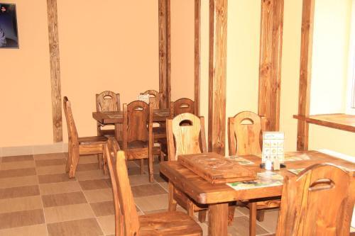 Ресторан / где поесть в ресторанно-гостиничный Комплекс Русь