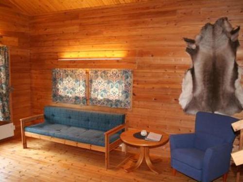 A seating area at Holiday Home Rämeä 2