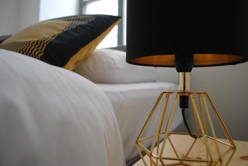 호스텔 마프 객실 침대