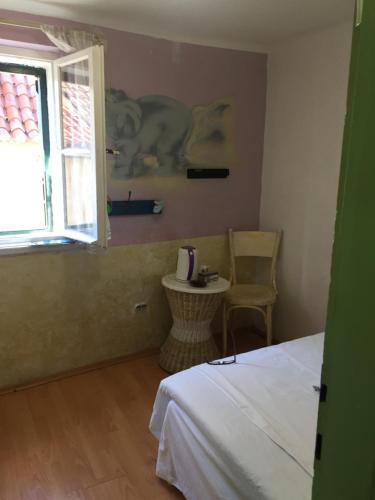 Кровать или кровати в номере Apartments Antonio Premi
