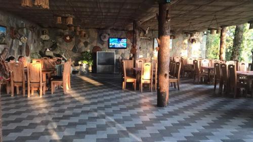 Ресторан / где поесть в Visoky Zamok Guest House