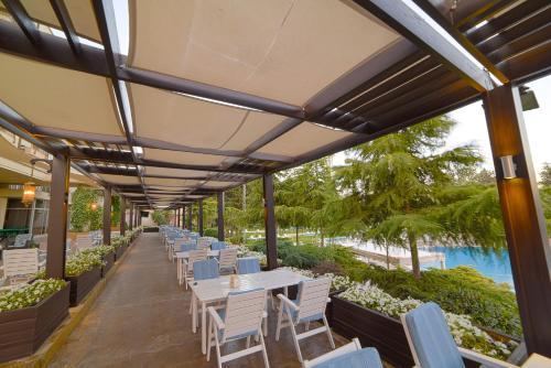 Ресторан / где поесть в Chtaura Park Hotel