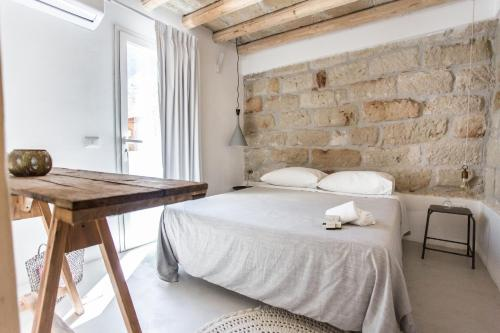A bed or beds in a room at Settegrana