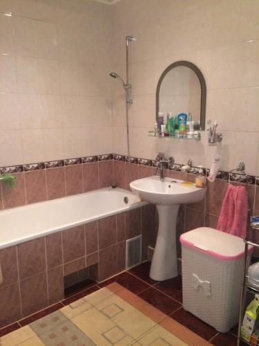 """Ванная комната в гостевой дом """"Гартензия"""""""