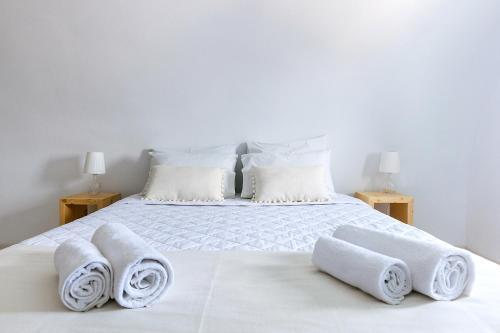 Un ou plusieurs lits dans un hébergement de l'établissement Memories Beach Hotel