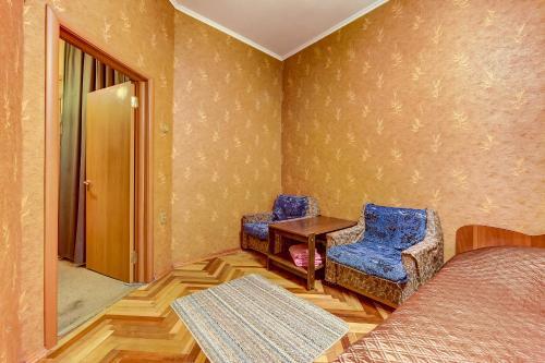 Гостиная зона в Апартаменты Longo на Жуковского 18
