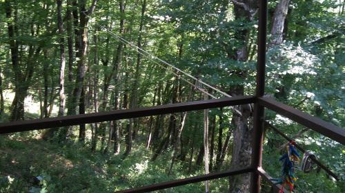 Балкон или терраса в Комната Береговая
