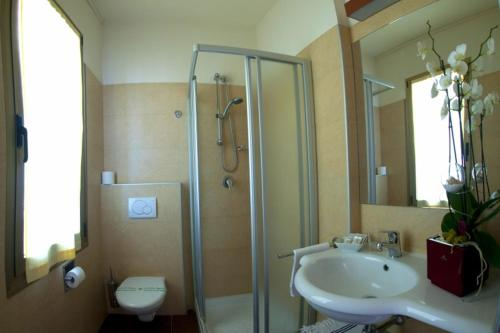 Bagno di Hotel Metropol