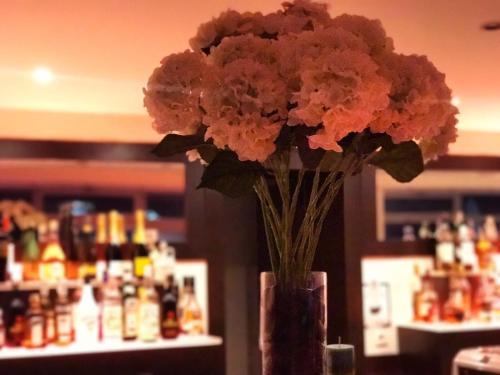 Фоайе или бар в Хотел Додо Бийч