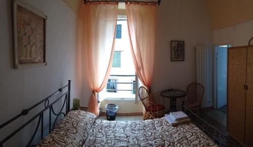 Ein Bett oder Betten in einem Zimmer der Unterkunft La Torre