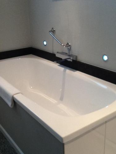 A bathroom at Het Harlekijntje