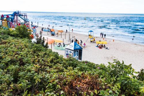 Plaża w kwaterze prywatnej lub w pobliżu