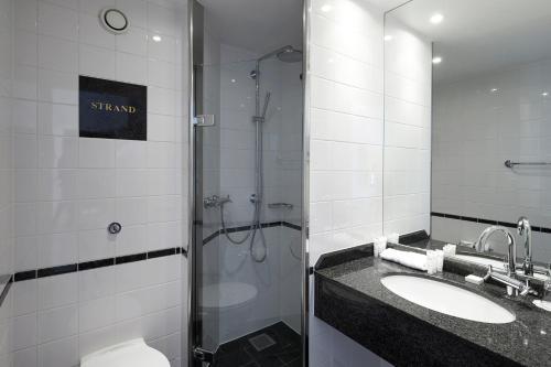 Et badeværelse på Copenhagen Strand