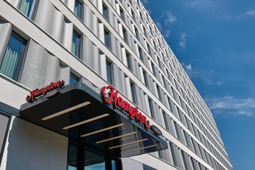 Hampton by Hilton Berlin City Centre Alexanderplatz Berlin, Germany
