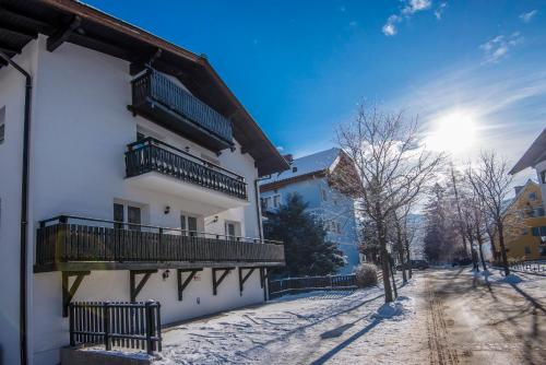 Haus Wasmer by AlpenTravel during the winter