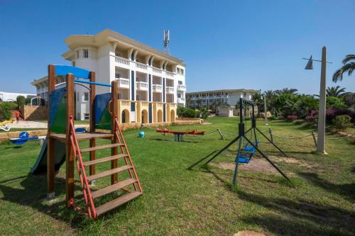 Children's play area at Medina Belisaire And Thalasso