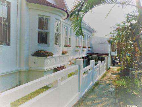 Un balcón o terraza de Costa Rica Guesthouse