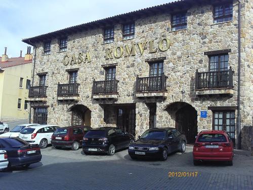 Casa Rómulo