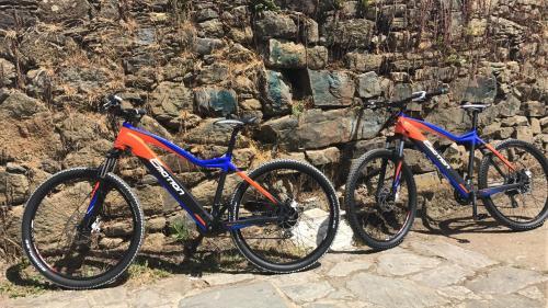 Montar en bicicleta en Pazo Santa María o alrededores